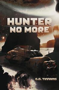 Hunter No More Cover